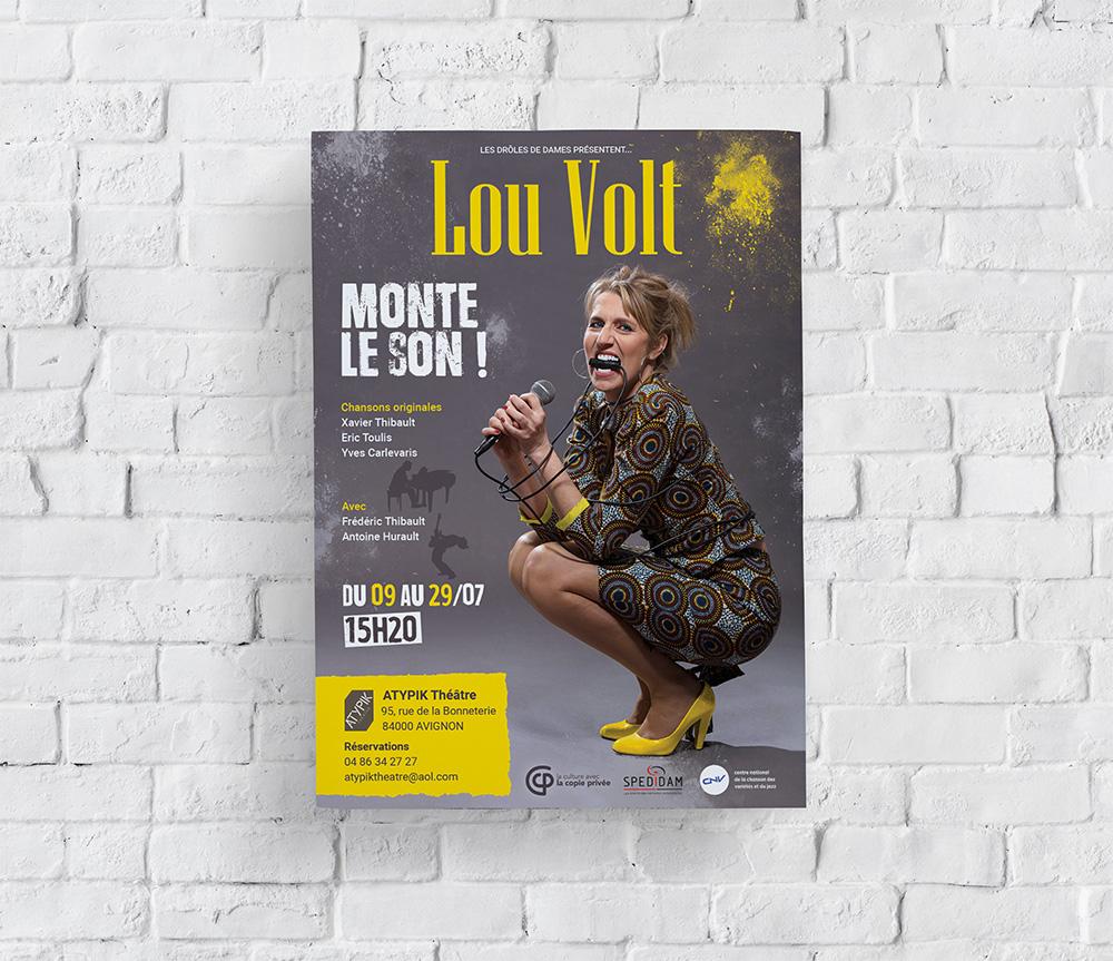 lou-volt-spectacle-affiche
